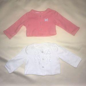 🌻Koala baby newborn sweaters 2 pack